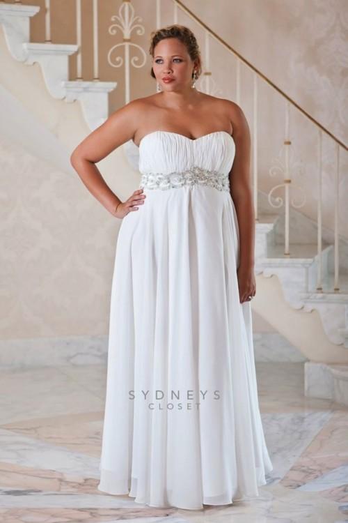 9 Top Plus Size Wedding Dress Designers To Know