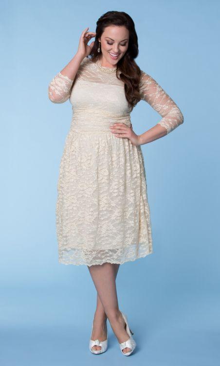 Kiyonna Plus Size Clothing (via kiyonna)
