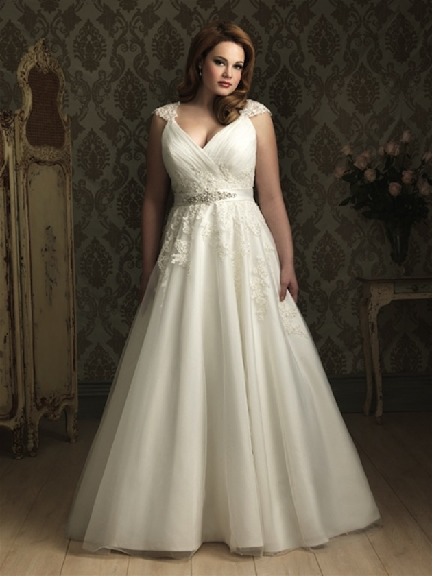 9 Top Plus Size Wedding Dress Designers To Know - Weddingomania