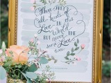 10 Creative Ways To Use Frames For Your Wedding Decor