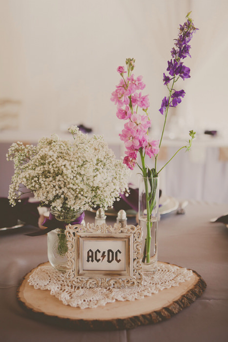 Creative Ways To Use Frames For Your Wedding Decor