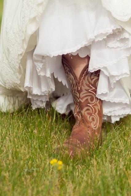 Hottest Wedding Shoe Trends