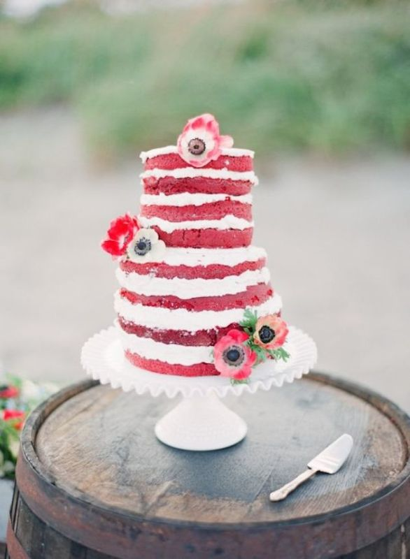 Picture Of tips for baking your own wedding cake  2