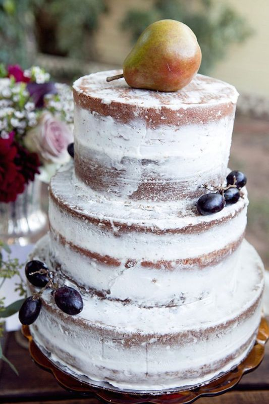 Picture Of tips for baking your own wedding cake  3
