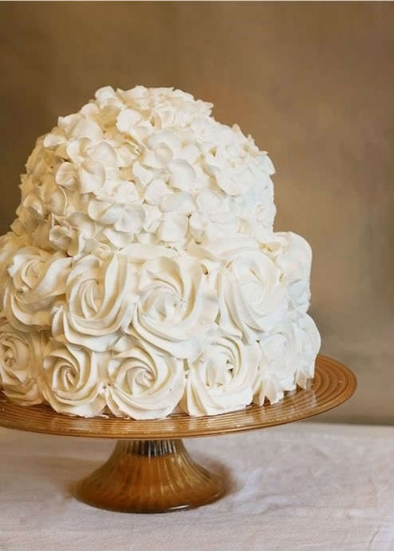 Picture Of tips for baking your own wedding cake  8