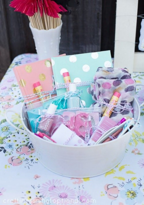 Perfect Spa Themed Bridal Shower Ideas