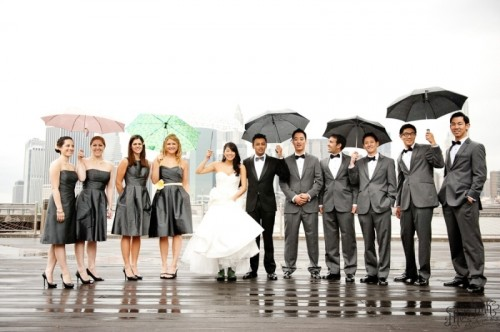 15 cool ideas for a rainy day wedding weddingomania cool ideas for a rainy day wedding junglespirit Gallery