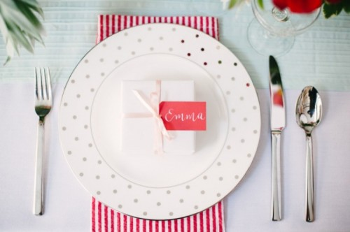 15 Girly And Sweet Bridal Shower Details
