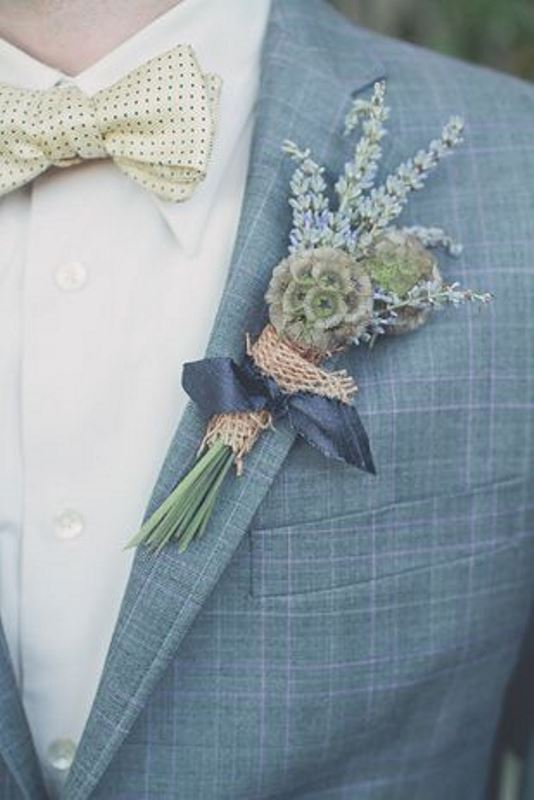 Picture Of patterned suits to spruce up your grooms look  12