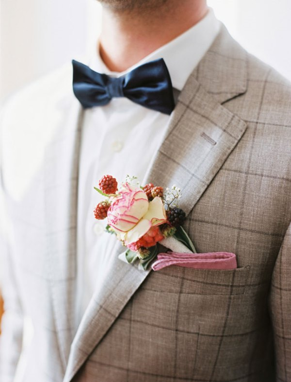 Picture Of patterned suits to spruce up your grooms look  14