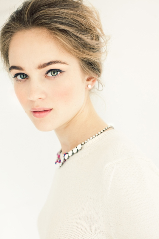 Picture Of prettiest spring wedding makeup ideas to get inspired  11