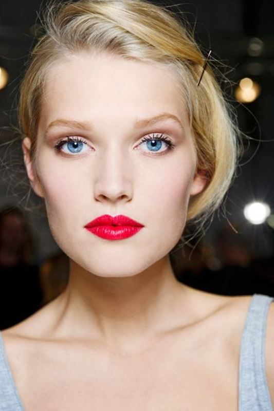 Picture Of prettiest spring wedding makeup ideas to get inspired  12