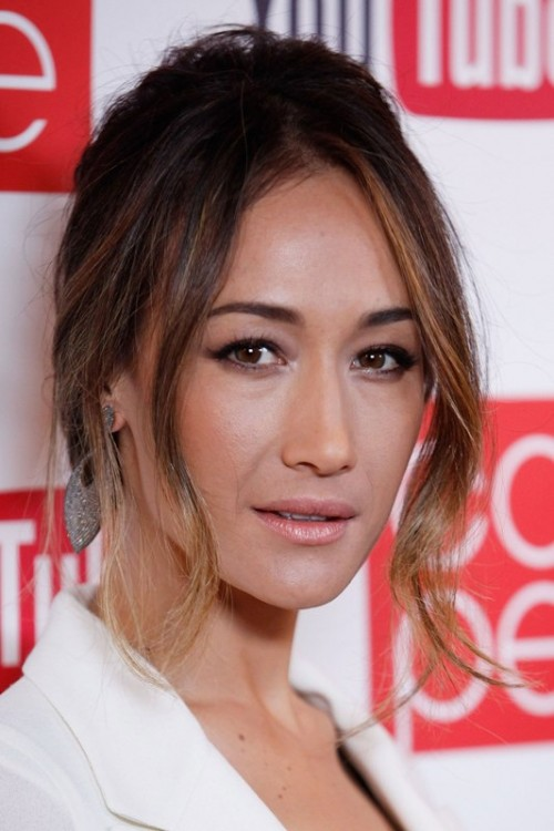 Maggie Q At CAPE 20th Anniversary Gala In Los Angeles