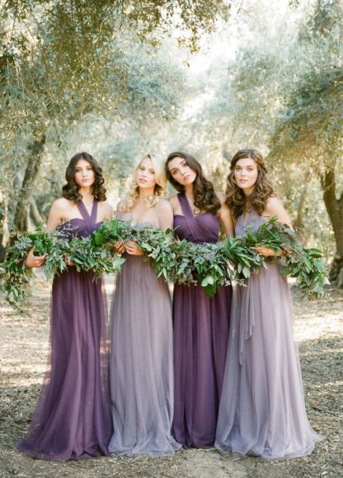 19 Convertible Bridesmaids Dresses To Get Inspired - Weddingomania