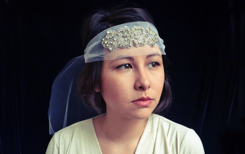 1930s Inspired Diy Wedding Headpiece