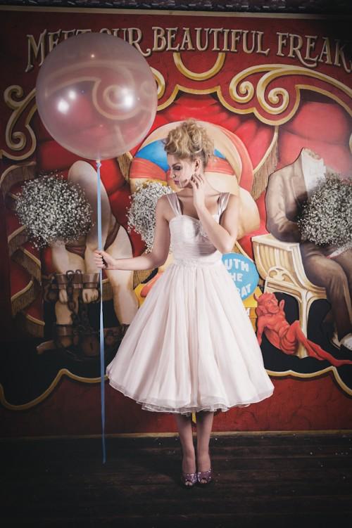 1950 Inspired Vintage Handmade Wedding Dresses Collection