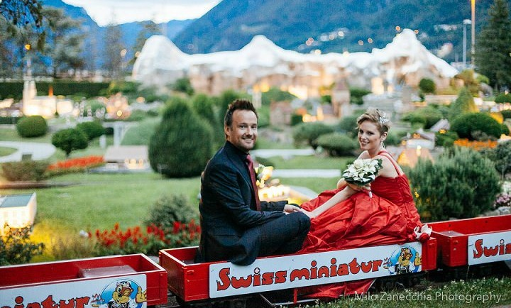 Picture Of 2 people 1 life wedding in switzerland  1