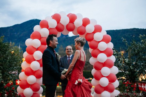 2 People 1 Life: Fun Wedding In Switzerland