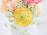 20 Fresh Yellow And Salmon Spring Wedding Inspirational Ideas