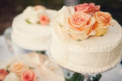 Fresh Yellow And Salmon Spring Wedding Inspirational Ideas