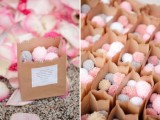pastel yarn pompoms are an eco-friendly idea that you can make yourself – make as many as you need very fats or buy ready ones