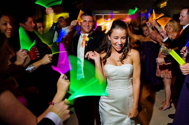 colorful sabers are great for a party fun and you can dance with them after, on the dance floor