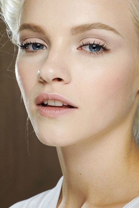 Populaire Picture Of Gorgeous Nude Makeup Ideas To Look Great On Your  DW01