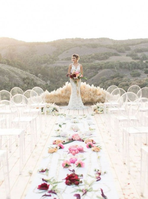 20 Most Unique Floral Design Ideas For Your Spring Wedding