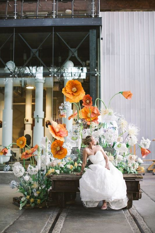Picture Of most unique floral design ideas for your spring wedding  7