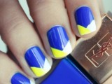 20 Playful And Fancy Wedding Nails Ideas