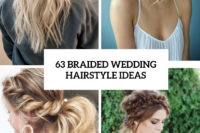 63 braided wedding hairstyle ideas cover