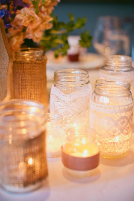 Picture of 2013 trend alert 35 gorgeous wedding decor ideas with