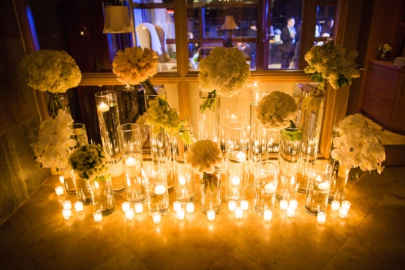 Picture of 2013 trend alert 35 gorgeous wedding decor ideas with candles - The world of candles candles decoration ...