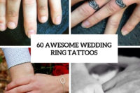 60 awesome wedding ring tattoos cover