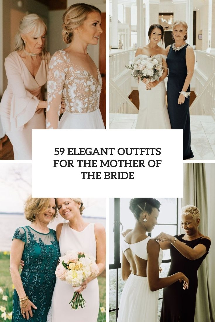 elegant outfits for the mother of the bride cover