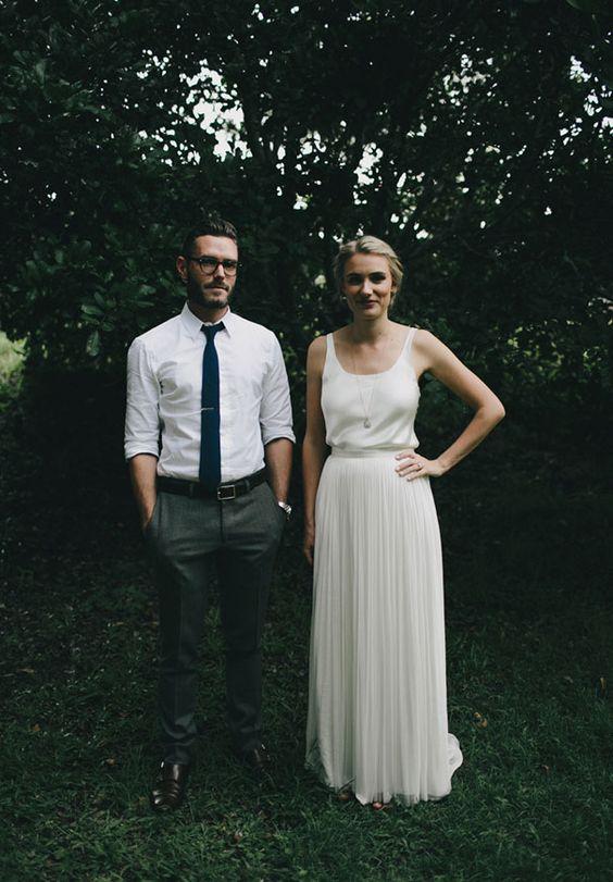 49 Stylish And Pretty Backyard Wedding Dresses Weddingomania