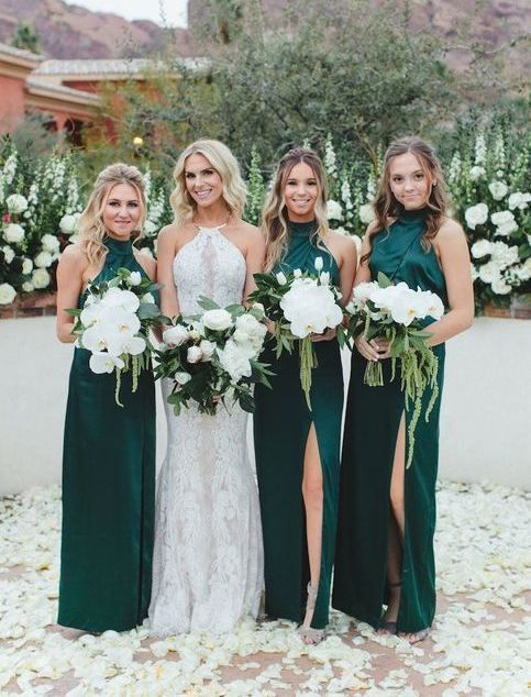 56 Organic Inspired White And Green Wedding Ideas Weddingomania