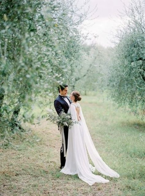 get married in an olive grove and go for wedding portraits in there - it's a beautiful idea