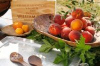 serve fresh fruits and veggies at your rehearsal dinner, it's especially important for a rustic one