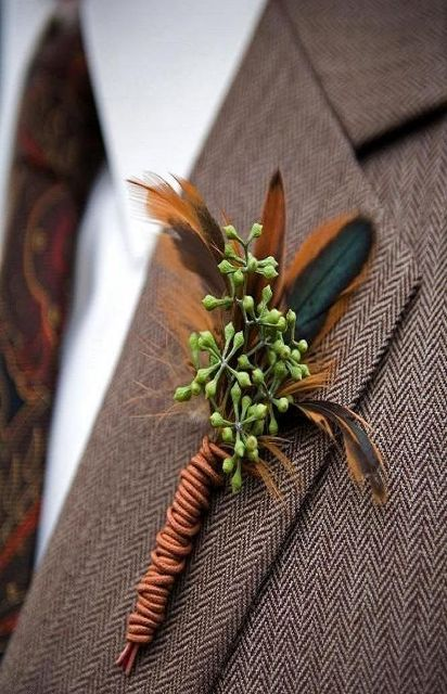 Picture Of Awesome Ideas Of Using Leather At Your Wedding 8