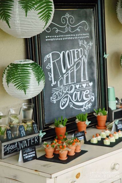Picture Of Elegant Ways To Incorporate Ferns Into Your Wedding 13