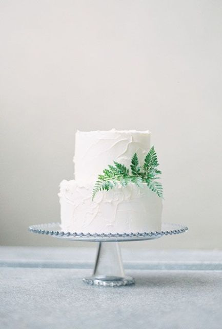 Picture Of Elegant Ways To Incorporate Ferns Into Your Wedding 14