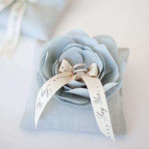 Pantone's 2016 Color: 21 Dreamy Serenity Wedding Ideas