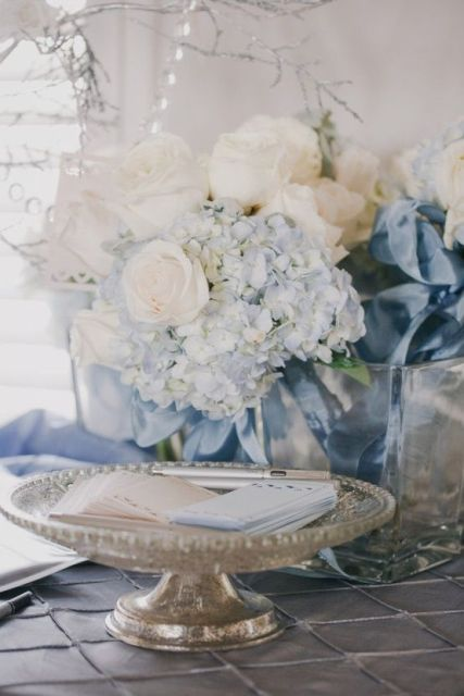 Pantone's 2016 Color: 21 Dreamy Serenity Wedding Ideas
