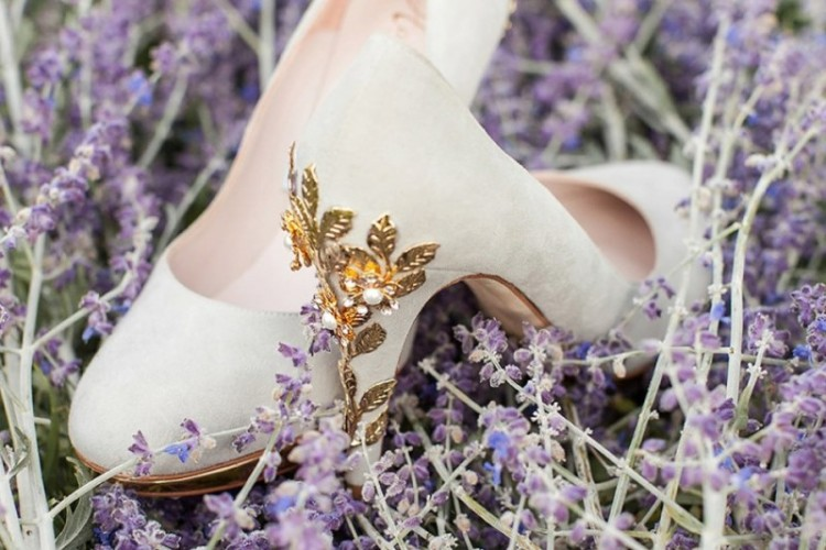 Elegant Statement Wedding Shoes Collection From Harriet Wilde