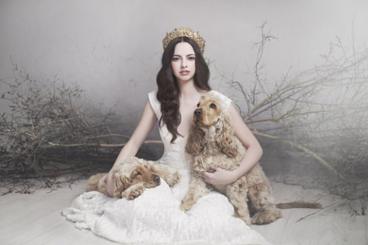'The Evocative Prequel' Bridal Headpiece 2016 Collection From Viktoria Novak