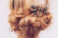 timelessly-elegant-diy-hair-updo-for-a-bride-1