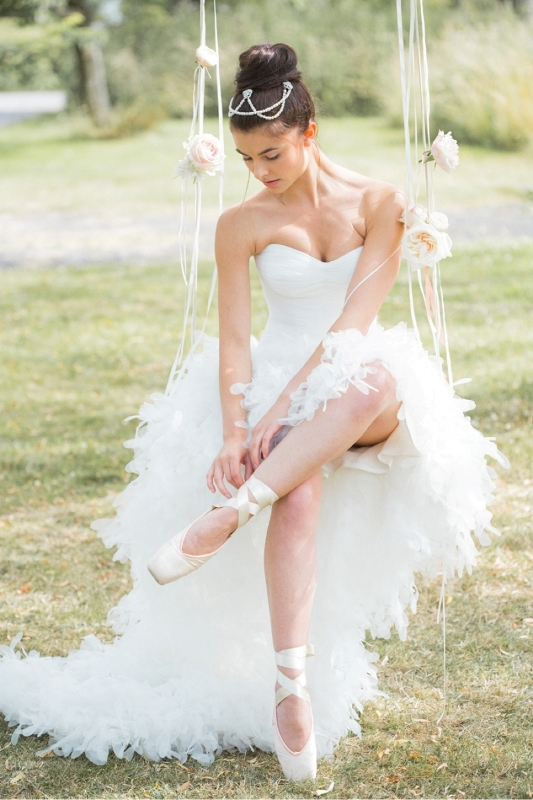 ballet wedding archives weddingomania. Black Bedroom Furniture Sets. Home Design Ideas
