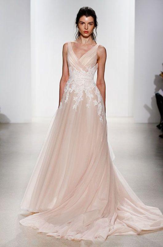 18 Graceful And Feminine Ballerina Inspired Wedding Dresses Weddingomania