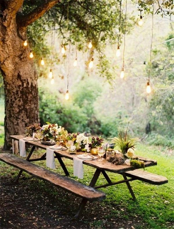 Beautiful Edison Bulbs Wedding Lightning Ideas